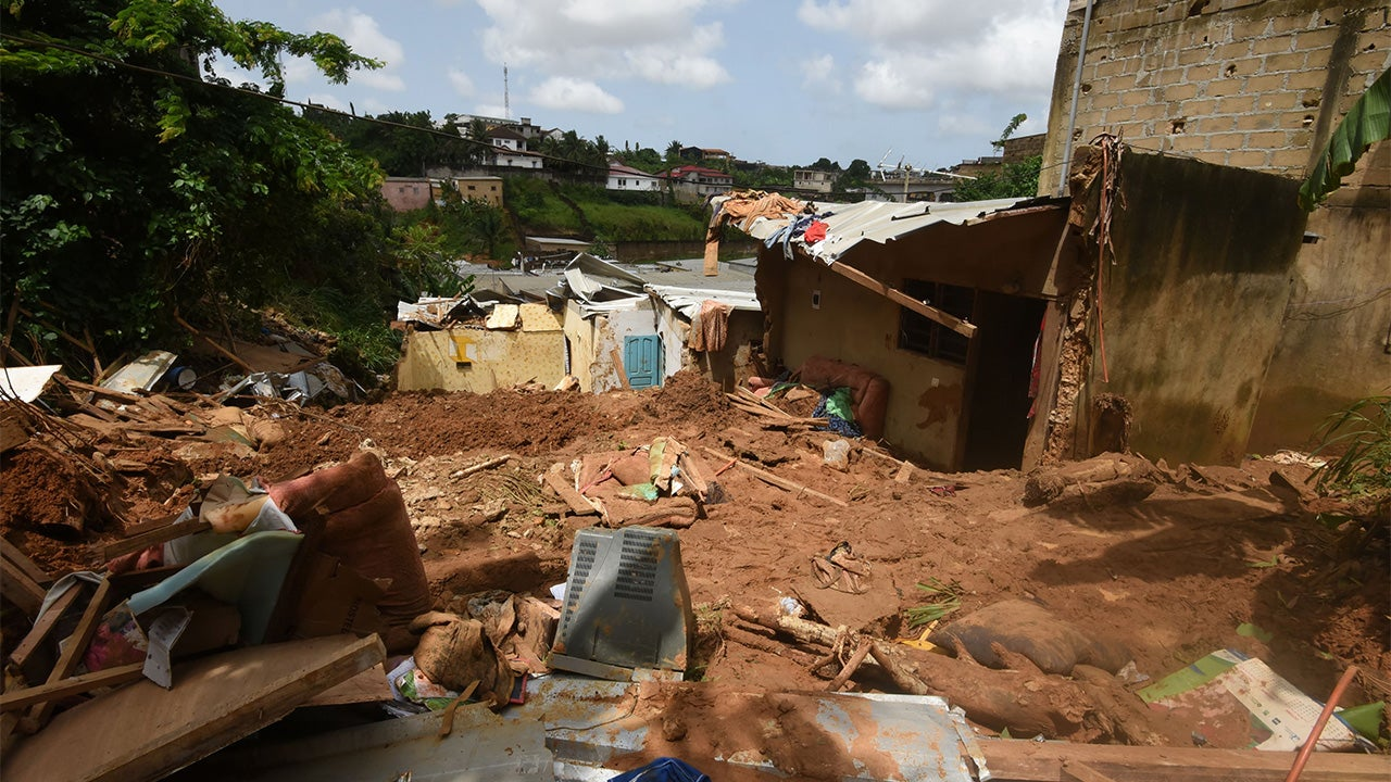 Ivory Coast Flooding Forces Hundreds From Their Homes, Leaves At Least 15 Dead