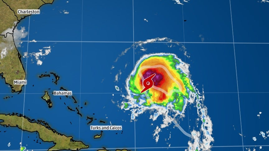 tropical storm jose expected to strengthen in the bermuda