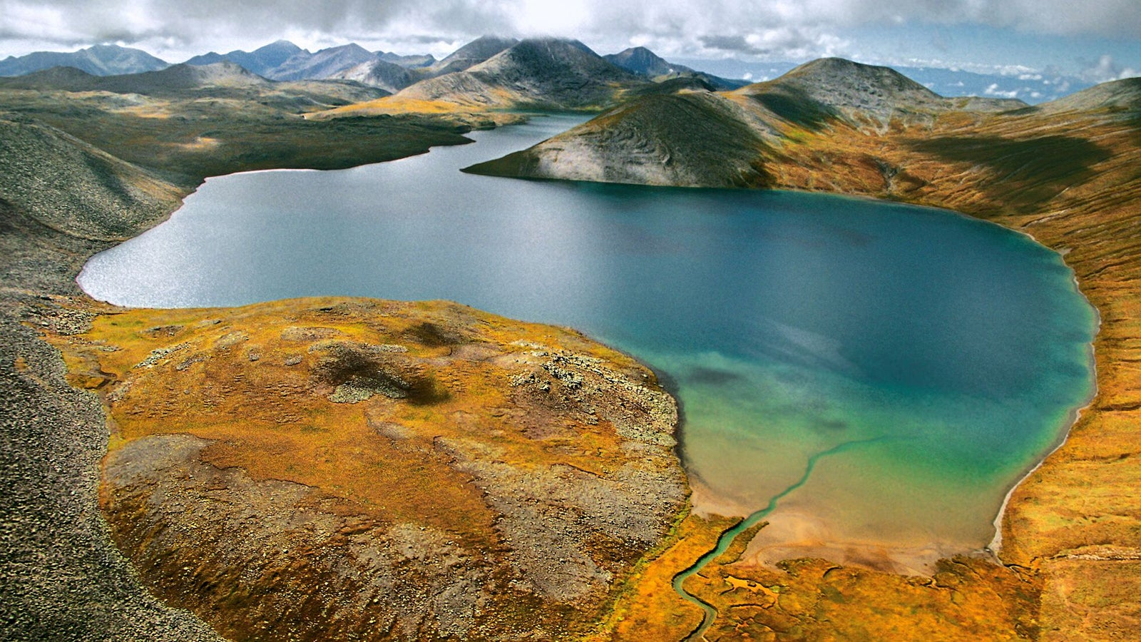Keli lake