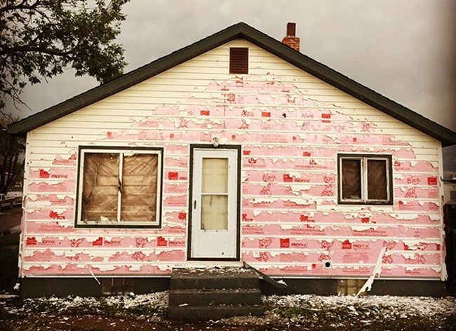 north dakota property central destructive hailstorms pound parts of north dakota montana the