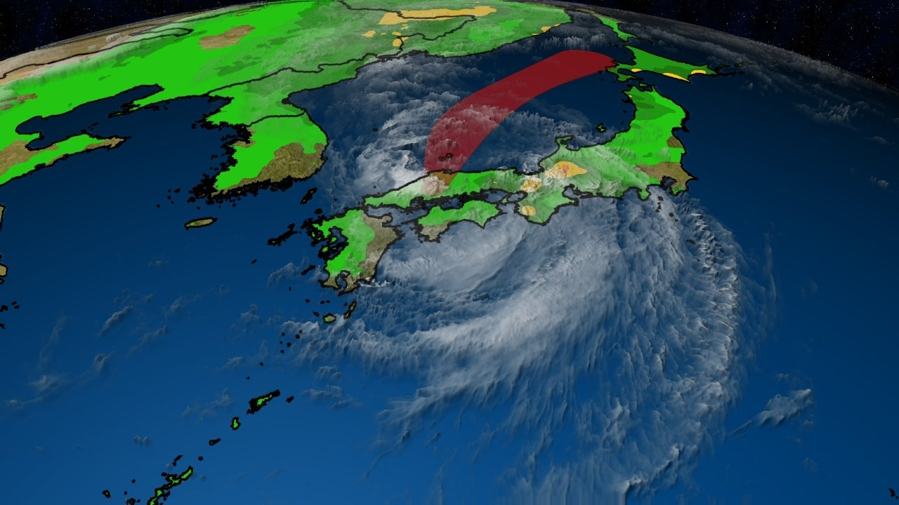 Tropical Storm Krosa Strikes Japan, Killing 1 Person and Injuring Dozens More
