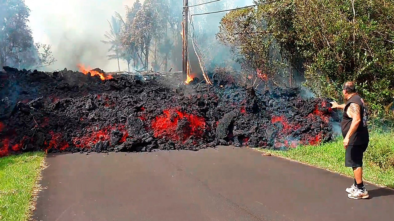 Here's Why You Can't Stop Lava From Flowing