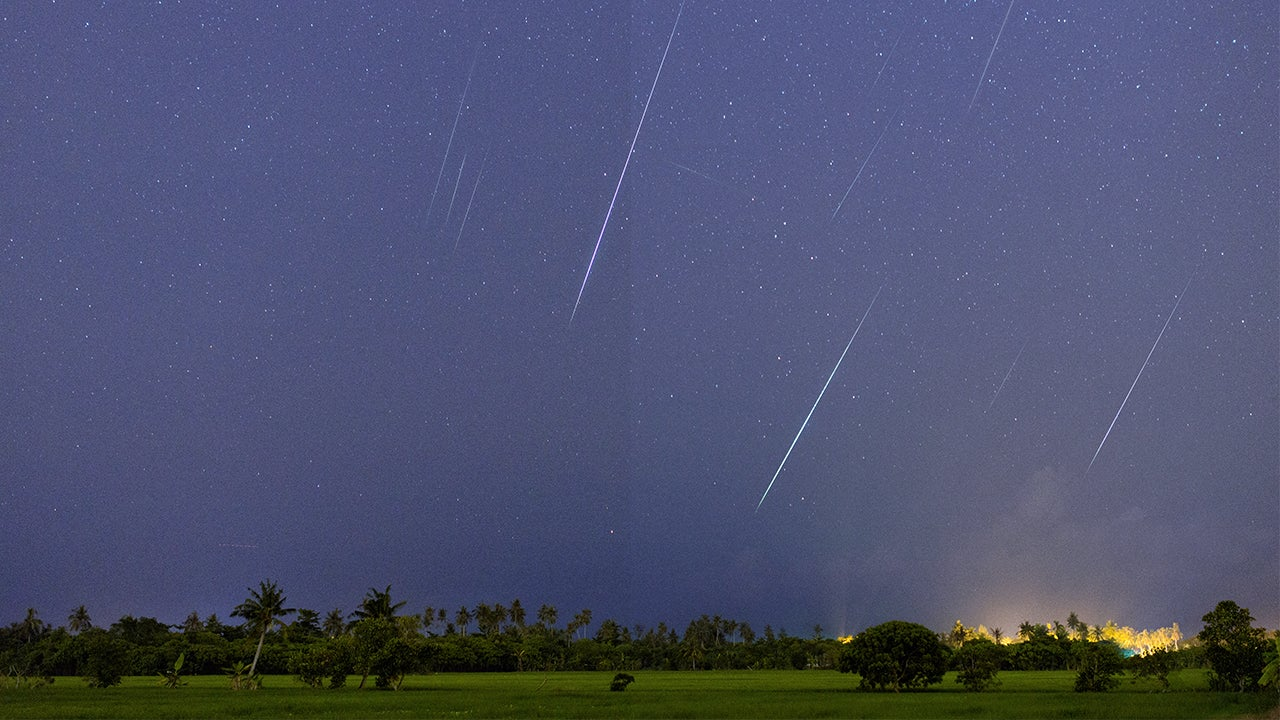Leonid Meteor Shower Peaks This Weekend: Here's How to See it