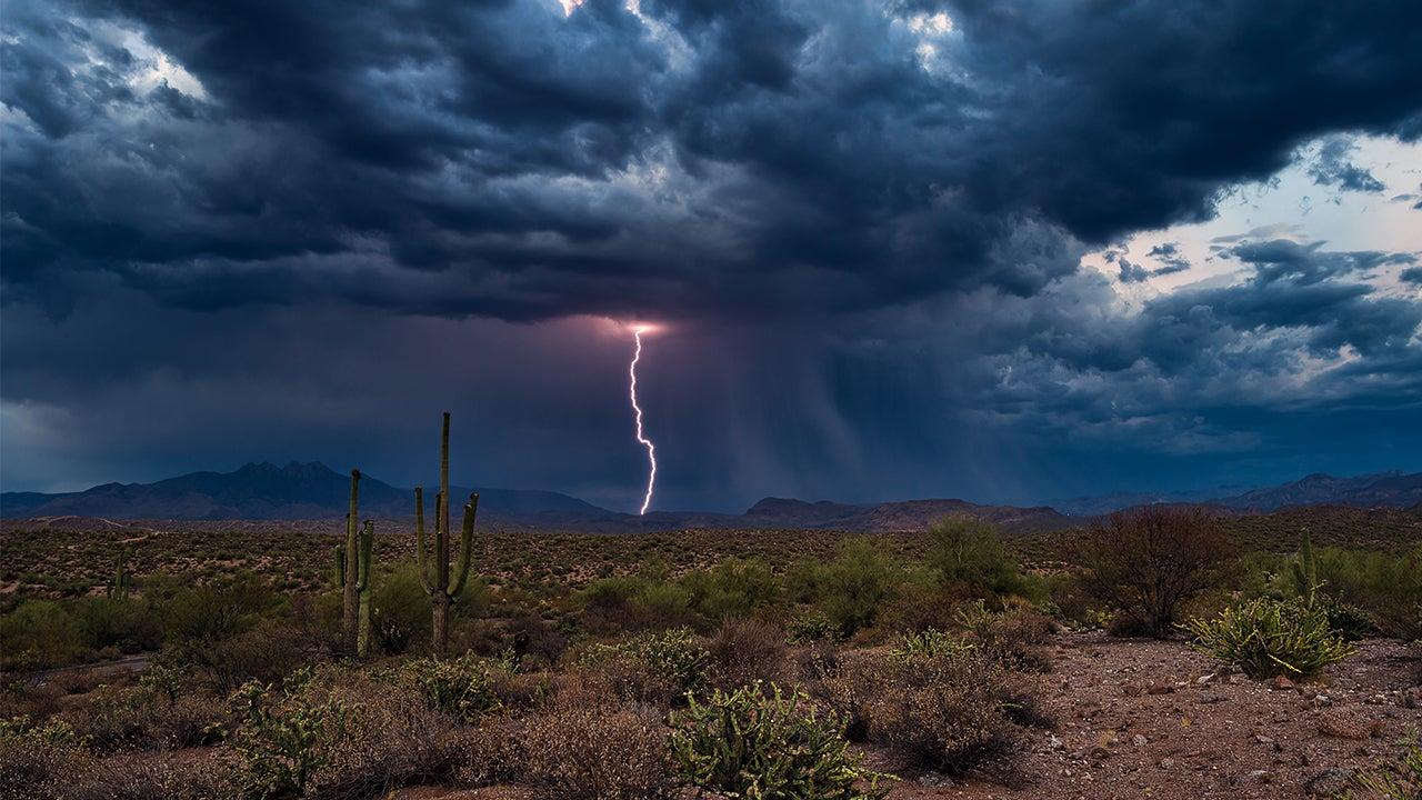 lightning sparks more than a dozen nevada wildfires