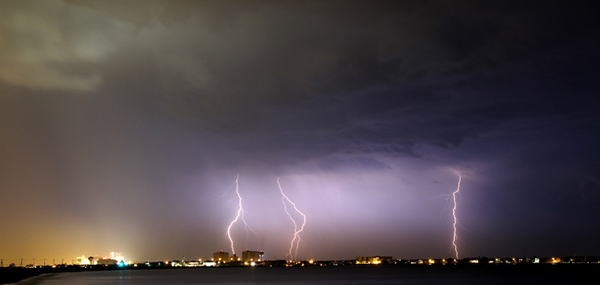 Lightning Weather Underground