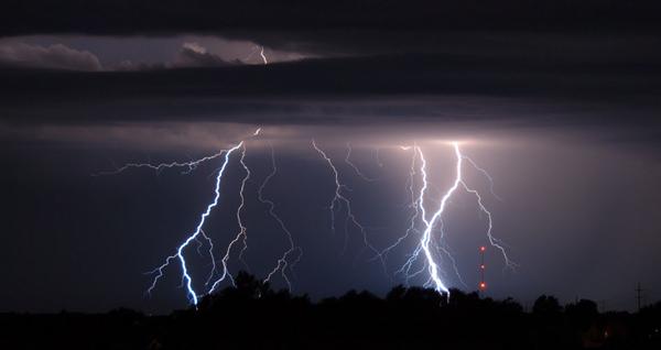 Lightning Header