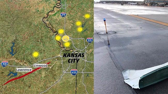 EF4 Kansas Tornado Debris Found 50 Miles Away And That's Not Unusual