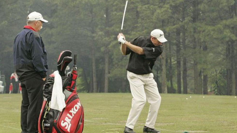 Golf Tips: Make It Routine