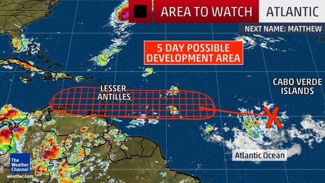 latest atlantic tropical wave could spell trouble ahead