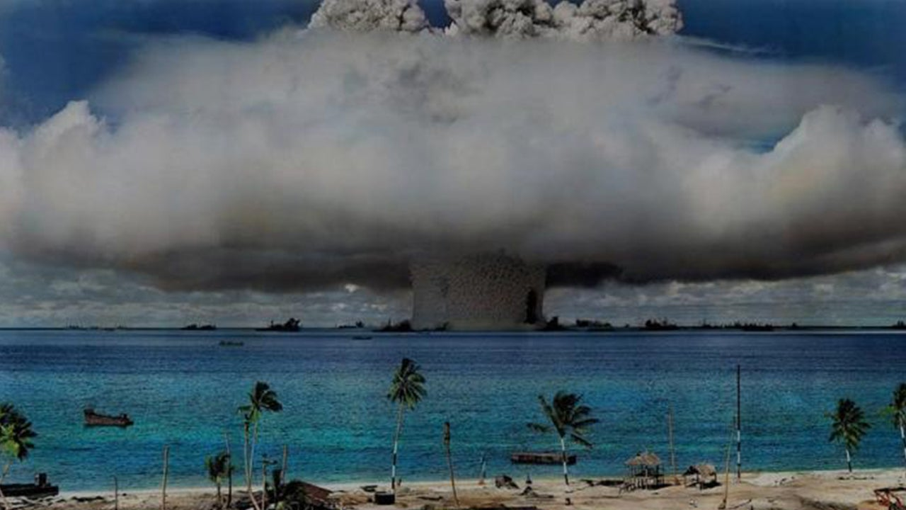 Marshall Islands Radiation Levels Higher Than Chernobyl, Fukushima in Some Areas Decades After Nuclear Testing