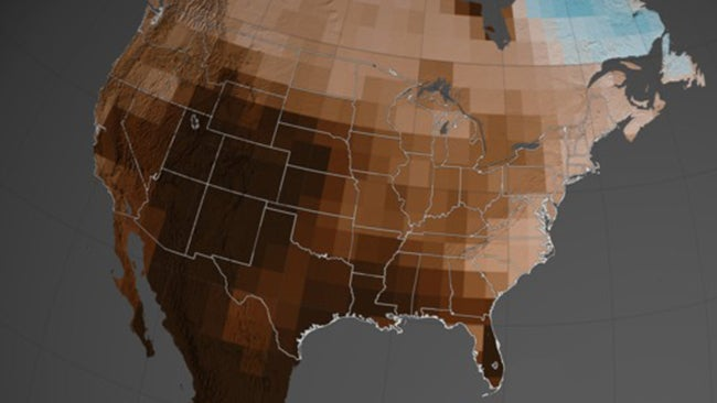 Nasa Scientists Have Frightening Answers About Future Megadrought In Reddit Ama The Weather Channel