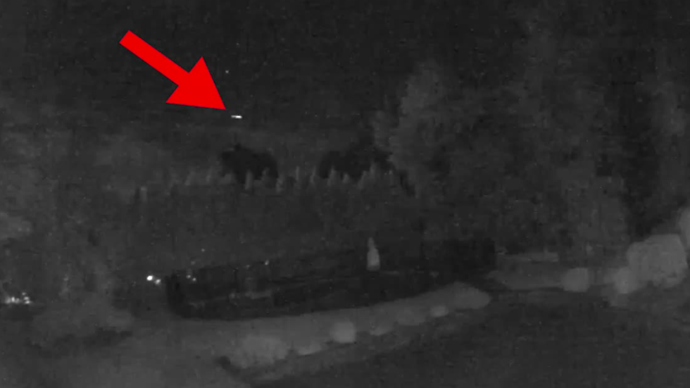 Cameras Capture Meteor as it Migrates Across Northeastern Night Sky
