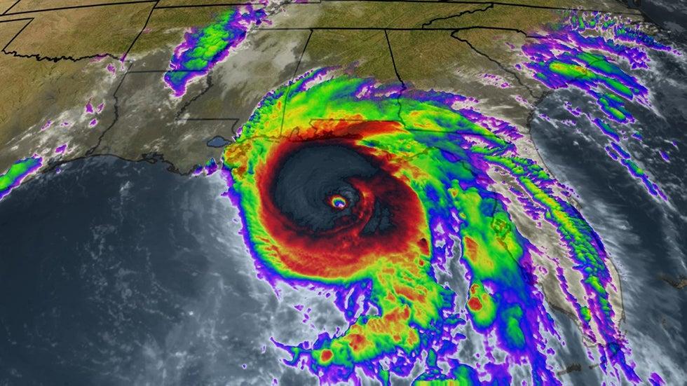 Hurricane Michael Just Hours Away From Catastrophic, Unprecedented Florida Panha...