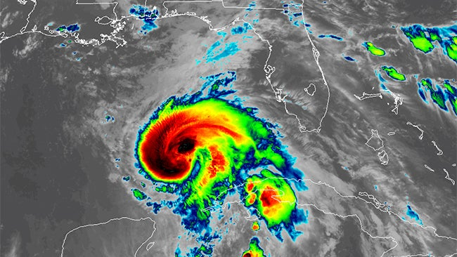 Hurricane Michael May Be Florida Panhandle's Strongest Landfall in 12 Years Wedn...
