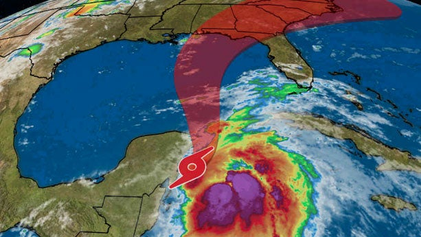Tropical Storm Michael Forms, Could Threaten U.S. Gulf Coast as a Hurricane This...
