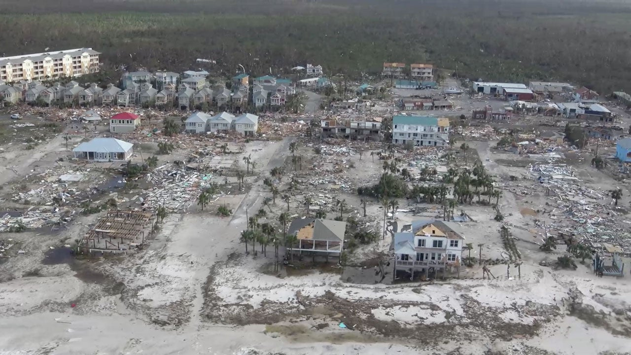 Before and After Images Show Hurricane Michael's Major ...