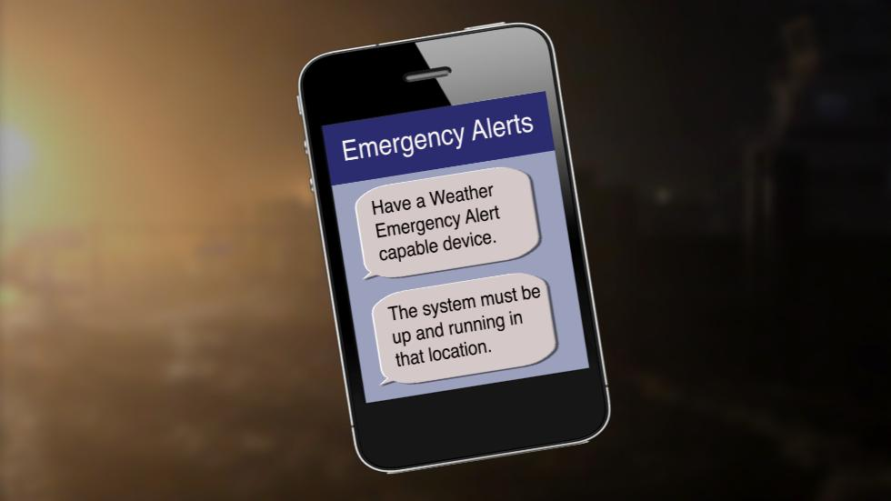 New Emergency Text Alerts For The U S The Weather Channel