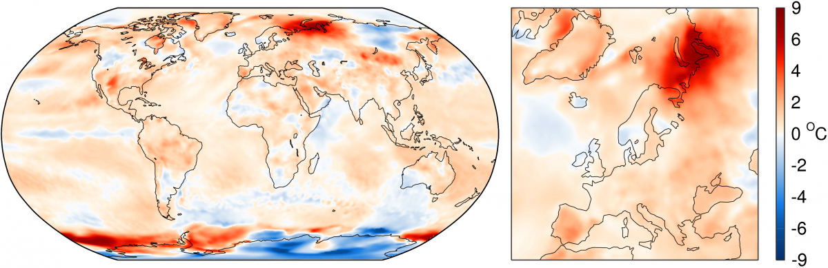 Weather History Weatherorg Assessing The US Climate In February