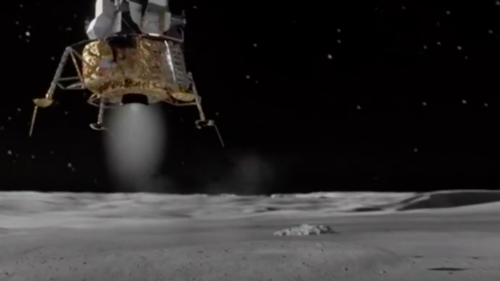 What Conditions Were Like on the Moon for Apollo 11 Astronauts