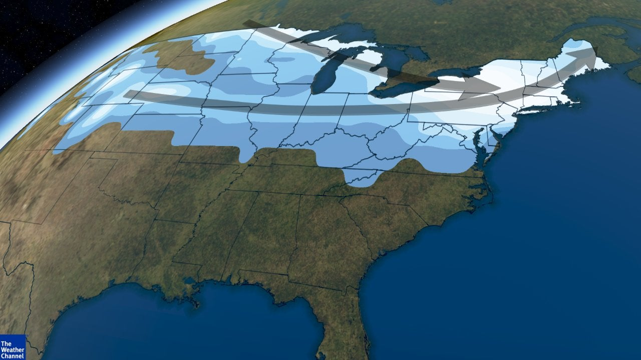 more snow ahead for the northeast and midwest