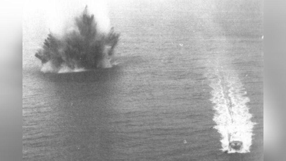 Massive Solar Storm Likely Detonated Vietnam Sea Mines in 1972, Study Says