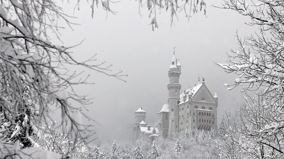 100 Places Straight Out of Fairy Tales (PHOTOS)