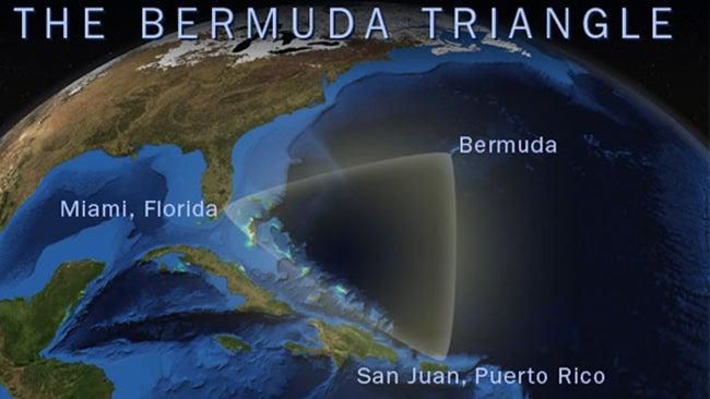Bermudadreieck: Das Rätsel ist endlich gelöst