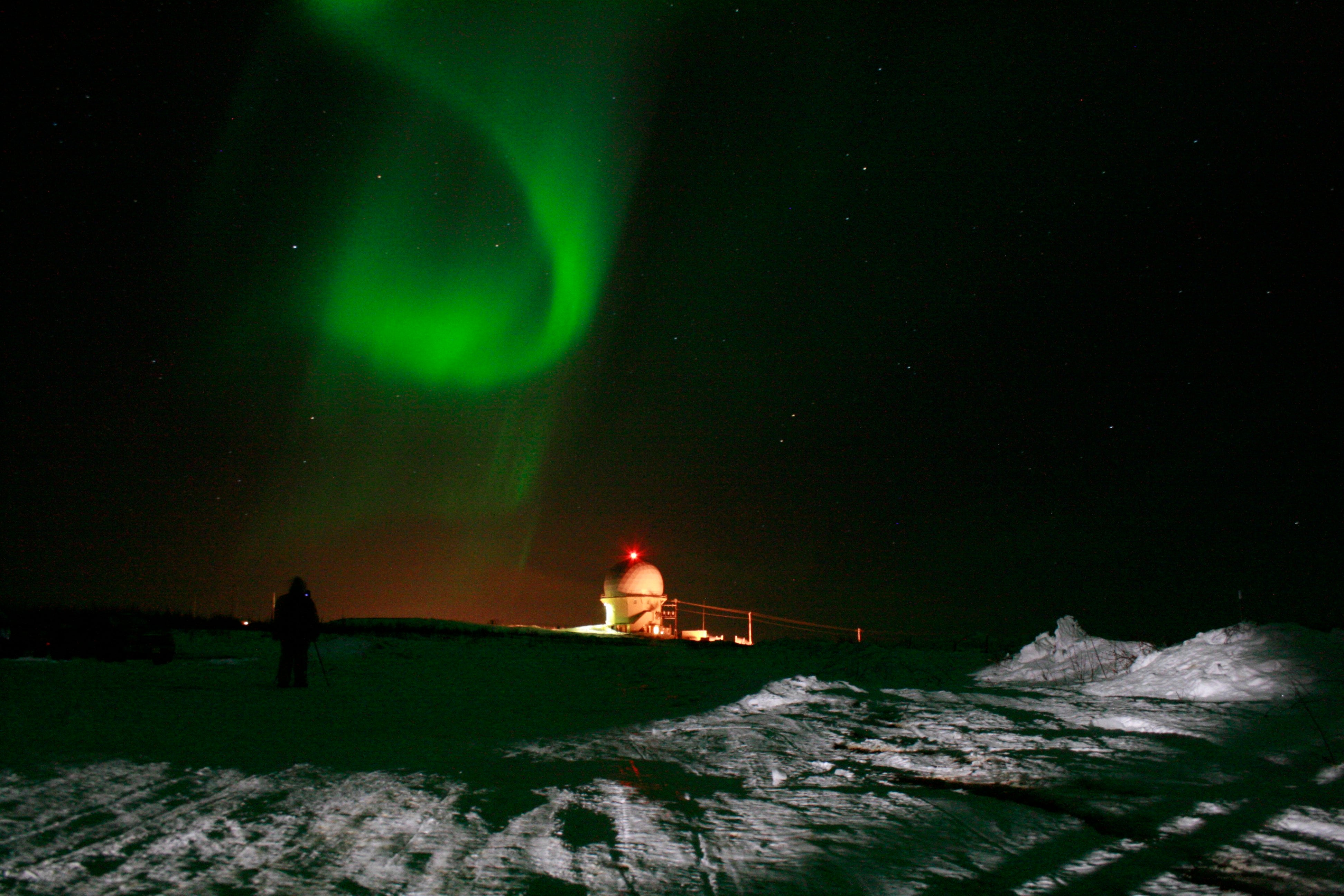 Big Year for Northern Lights Tourism in Alaska