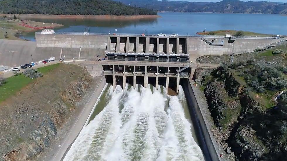Lake Oroville on Flipboard | Gavin Newsom, FEMA, Greater Sacramento