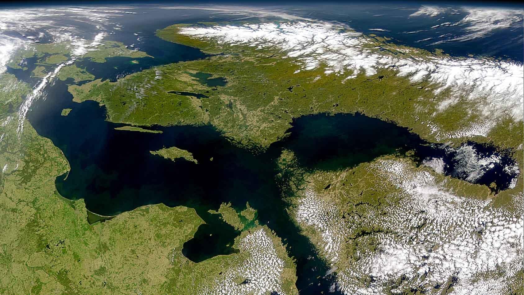 Beispielloser Sauerstoffmangel: Todeszone in der Ostsee verschlimmert sich