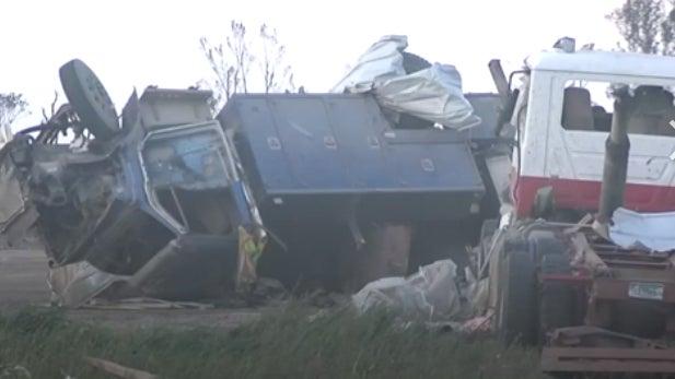 Minnesota Tornado Kills 1, Damages Multiple Farmsteads