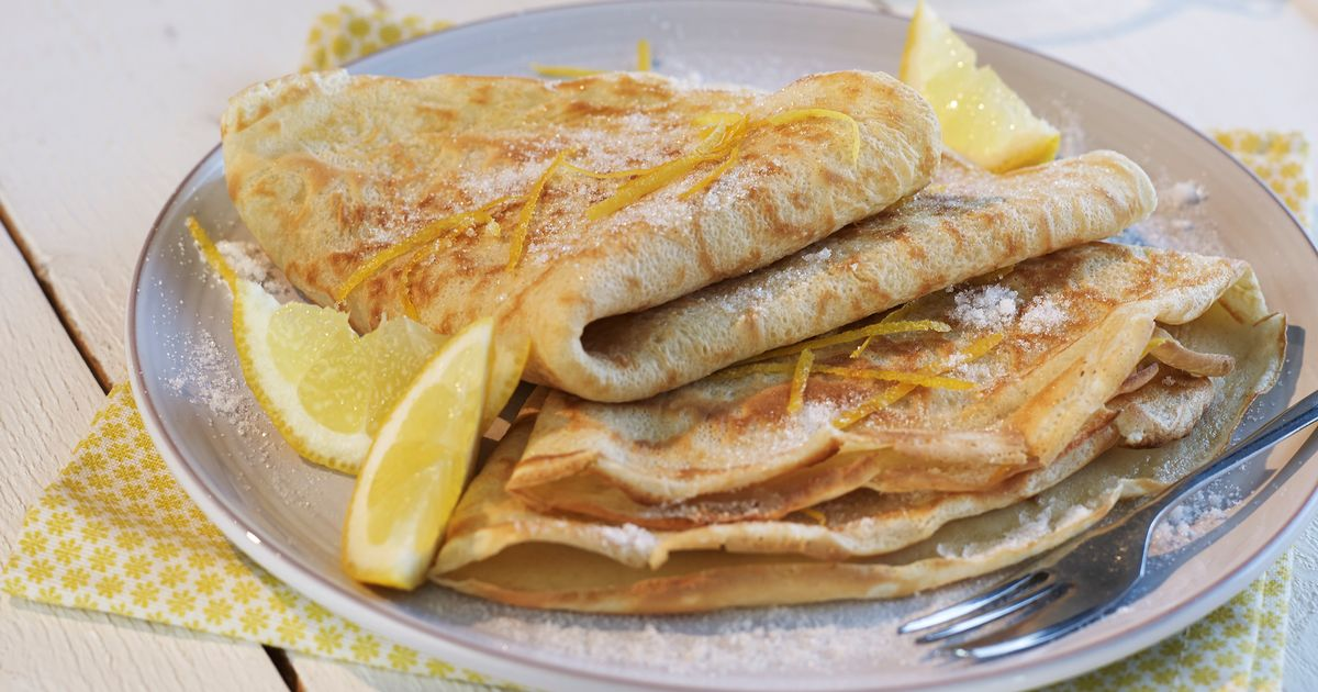 Shrove Tuesday serves up pancake tradition