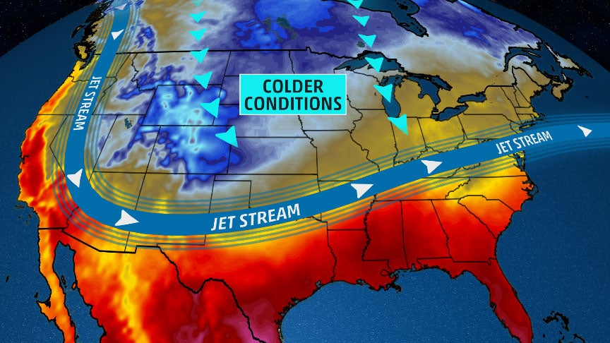Pattern Change Finally Brings Fall-Like Conditions in East, Midwest and Record Cold to Rockies, Plains