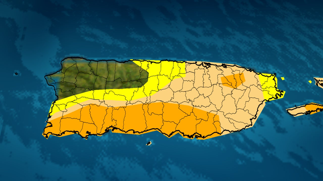 Severe Drought in Puerto Rico Prompts State of Emergency, Water Rationing