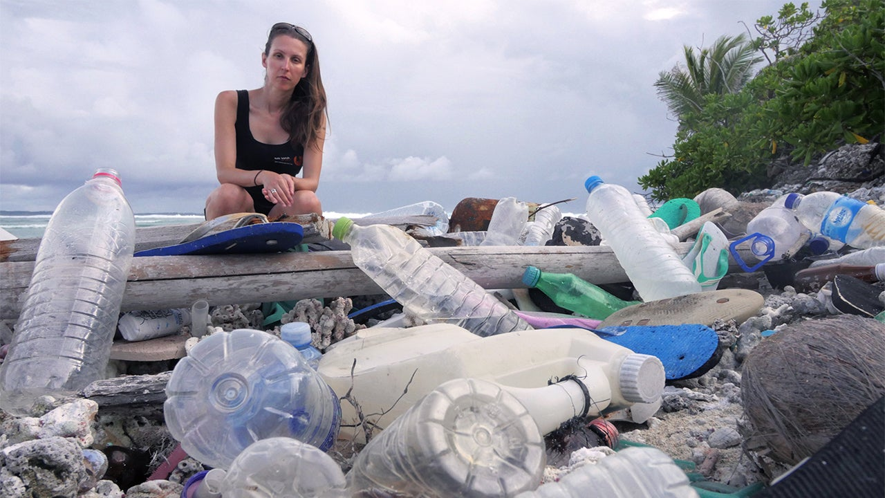 Australia's Cocos Islands Home to More Than 414 Million Pieces of Plastic Pollution, Including 977,000 Shoes