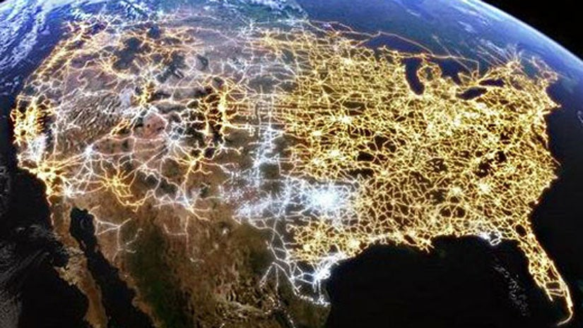 Image result for u.s. power grid