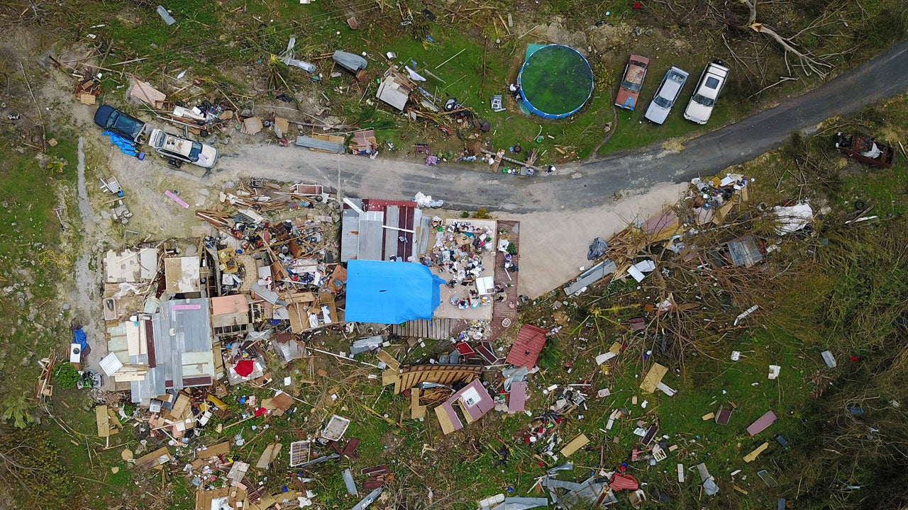 A Year After Maria, Puerto Ricans Feel Lost