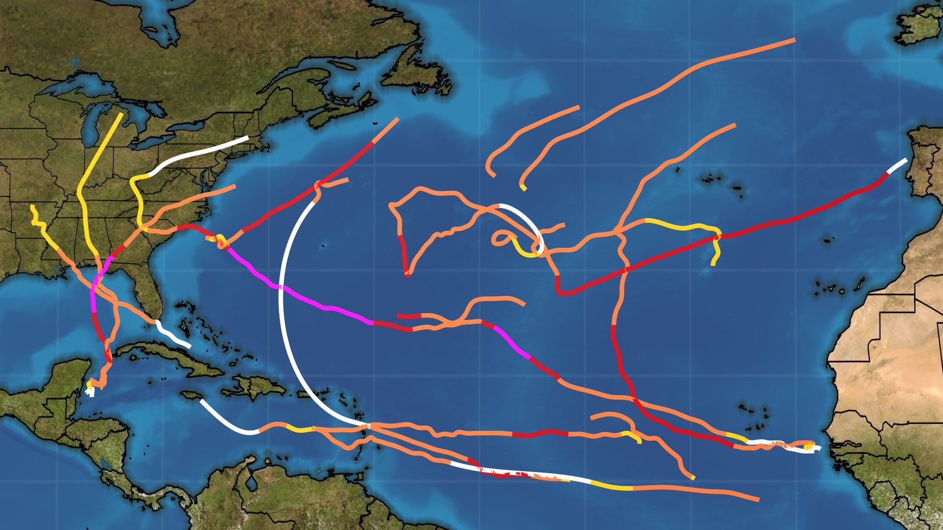 5 reasons the 2018 atlantic hurricane season has been