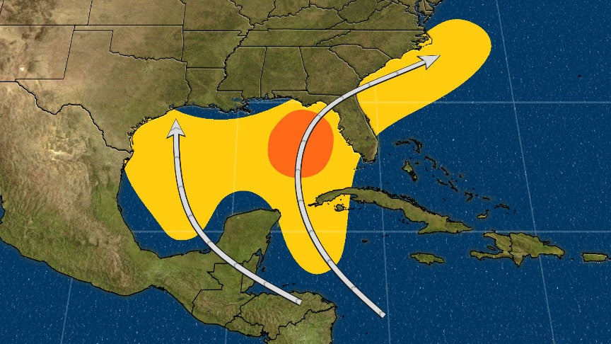 hurricane season is now underway  here u0026 39 s what typically happens early in the season