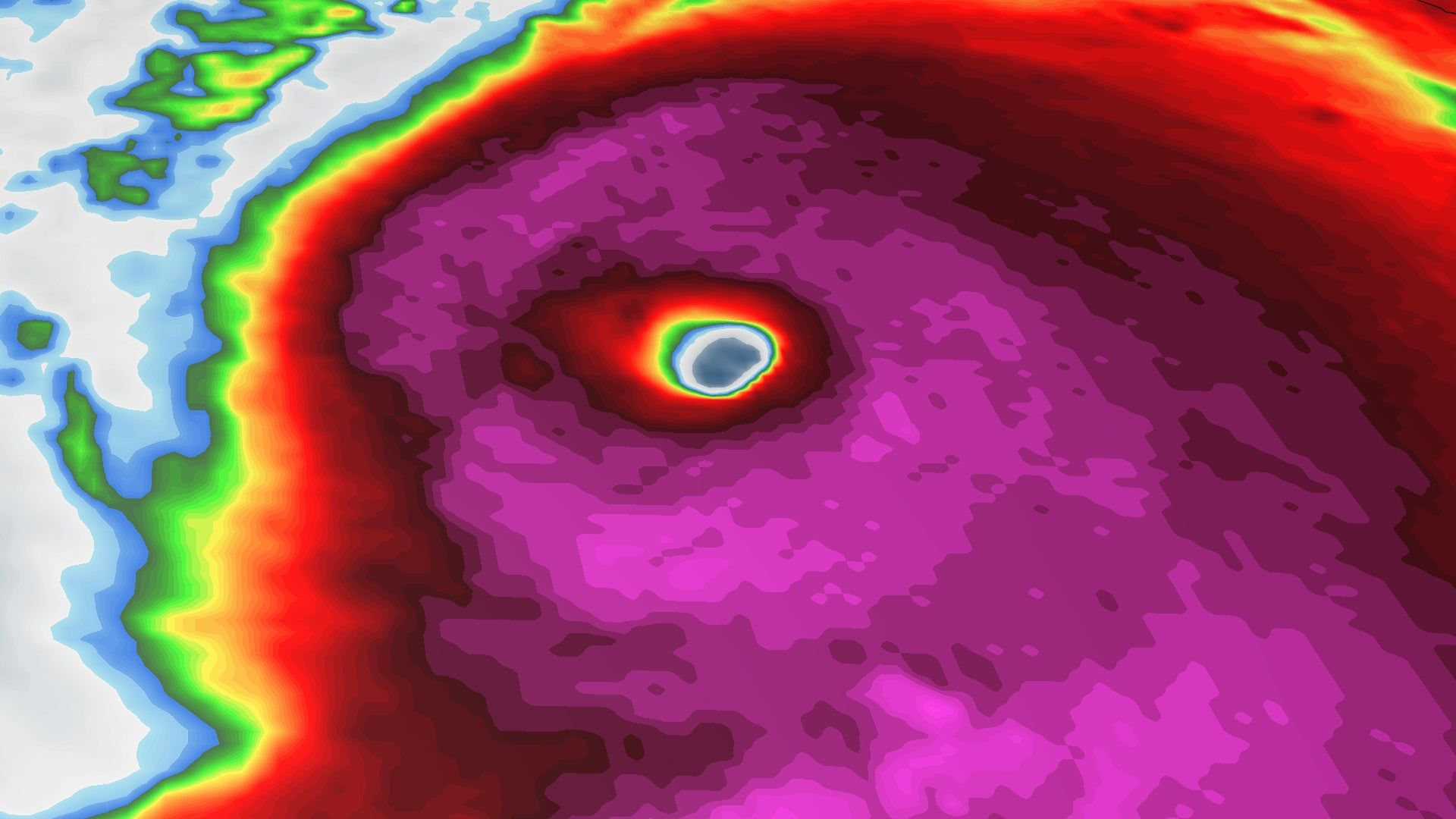 rapid intensification in hurricanes like willa  michael and florence could become more common