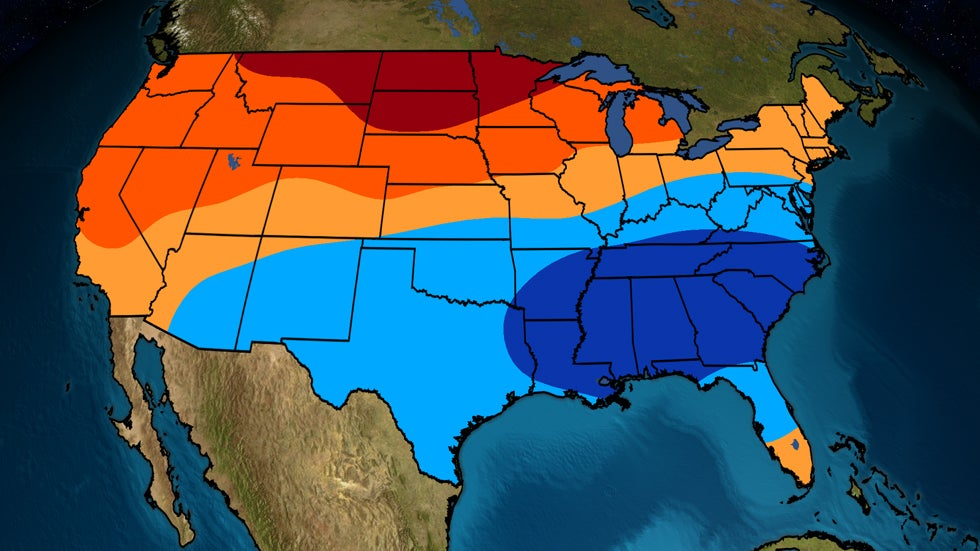 August Temperature Outlook: Hot North, Cooler South Pattern to Persist as Summer Ends | The Weather Channel - Articles from The Weather Channel | weather.com