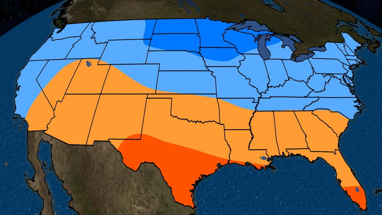 Spring 2018 Temperature Outlook: Cooler-Than-Average ...