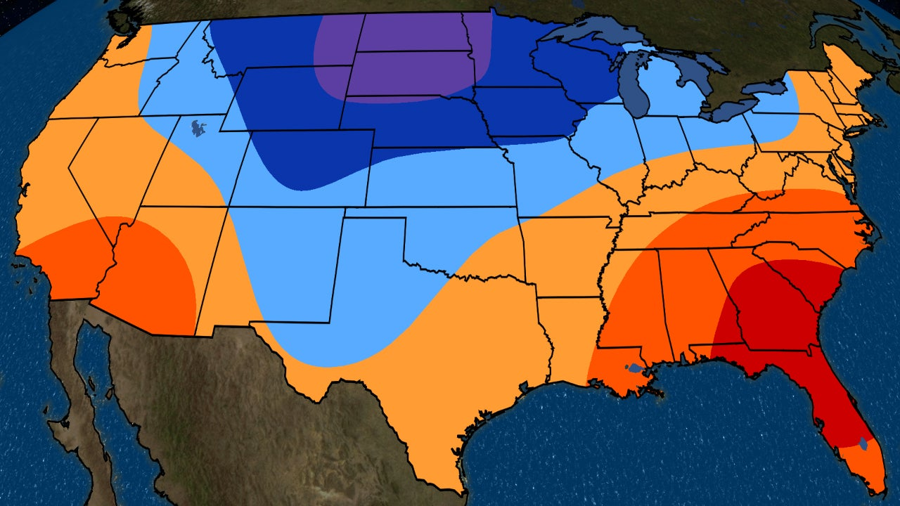 fall  early winter 2018 temperature outlook update  cold