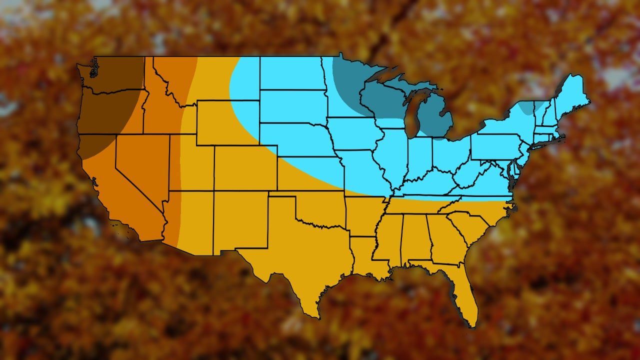 Fall, Early Winter 2018 Temperature Outlook: Chilly in October, Then ...