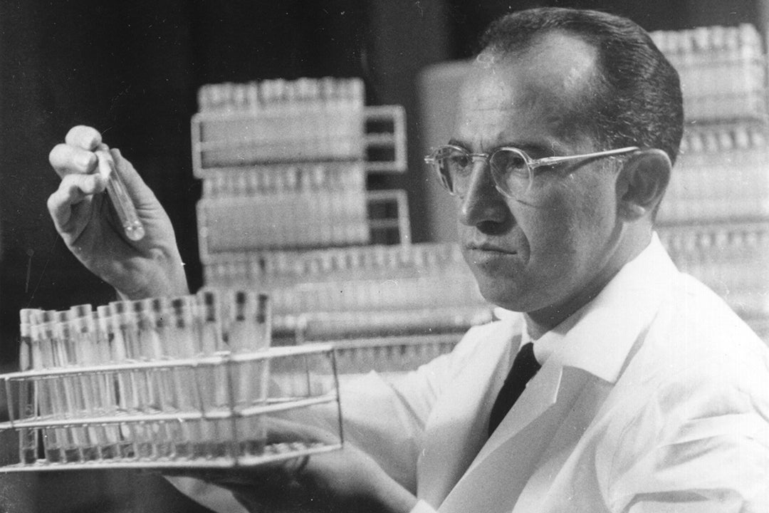 A Brief History of the Flu Vaccine