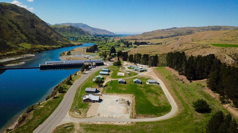 Esta aldeia na Nova Zelândia está à venda