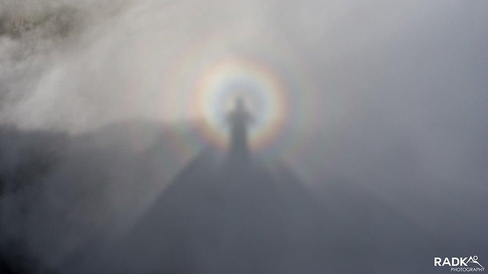 Rare Phenomenon Spotted on Mount Rainier