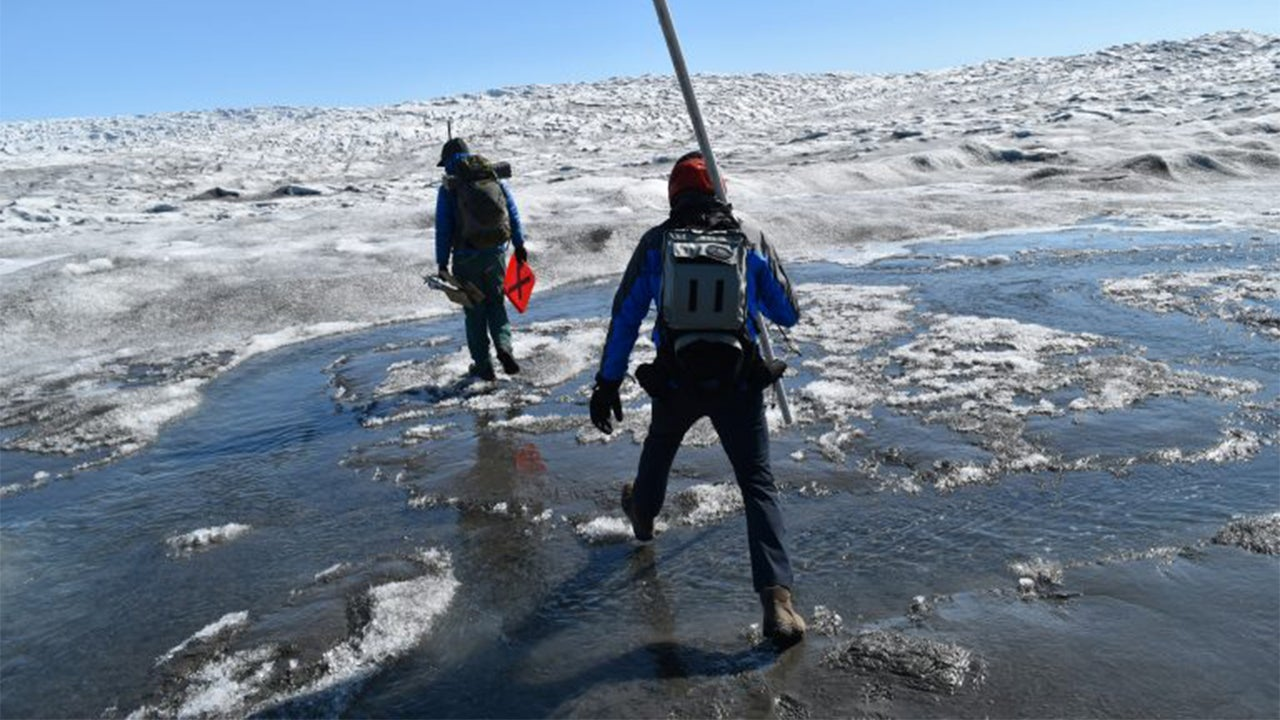 Winter Rain On Greenland S Ice Sheet Is Not Supposed To