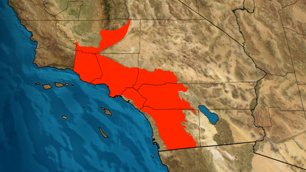 Southern California's Increased Fire Threat Continues