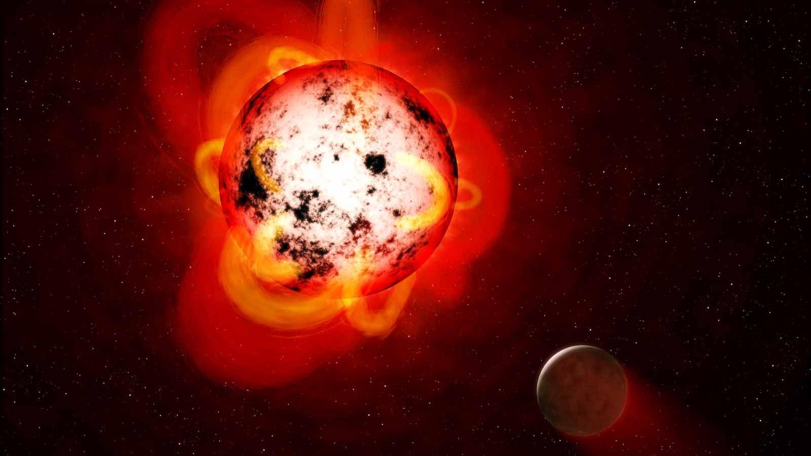 Hubble liefert Antwort, warum wir bisher kein außerirdisches Leben entdeckt haben